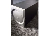 Bose Companion 3 Series I Multimedia Speaker Powered Subwoofer Only
