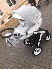 "Baby's pushchair for sale ""merk pushchair 3 piece"""