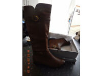WOMEN LADIES BOOTS NEW size 6/39