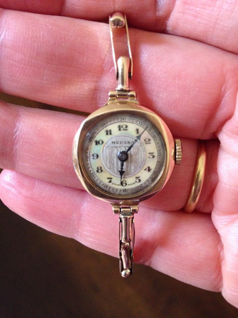 Ladies Vintage Watch - Medana | in Aberdeen | Gumtree