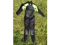 Wetsuit - Triboard - suitable for approx 8 year old