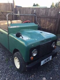 kids/adults 36v battery powered landrover