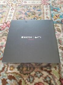 Last Call, BRAND NEW Apple Watch Nike+ Series 3 (GPS + Cellular) 38mm Running Watch