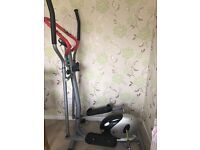 Cross trainer with display £50 Ono