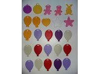 25 Balloon Weights