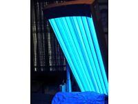 Canopy Sunbed and 100 watt tubes