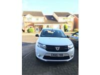 Davis sandero 65 plate. Immaculate only 8,200 miles