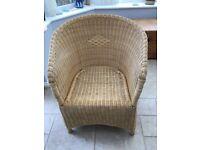 Old Ikea Wicker Chair