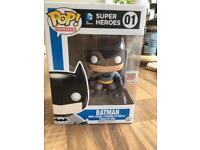 Batman Pop Vinyl Figure (unopened)