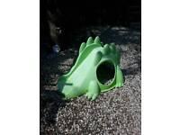 Dinosaur Toddler Slide