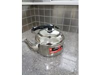 Brand new 3L stainless steel teapot