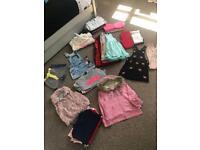 6-7yrs girls clothes bundle