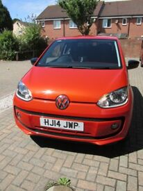 Volkswagen UP! 1.0 Groove up! 3dr £20 a year road tax