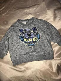Kenzo baby jumper