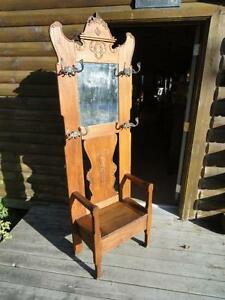 Antique Hall Stand Kijiji Free Classifieds In Ontario