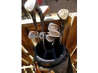 Golf clubs ping