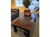 Coffee Table, Solid Wood, Good condition