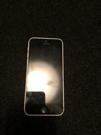 iPhone 5c white 8 gb