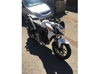 Honda Cb500f 2014 abs excellent condition faultless