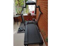 Reebok TR1 treadmill