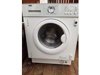 Zanussi built in washing machine
