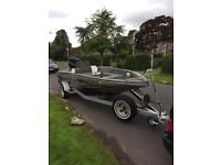 17' Bass boat