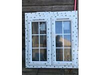 2 x Brand new windows 950 x 1050
