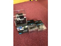 GoPro Hero 4 Black Edition with 3 additional Go Pro Batteries, Go Pro Charger