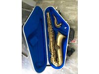 Vintage Conn Transitional Tenor Sax, Early 1930's