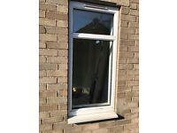 10 complete uPVC Double Glazed Windows