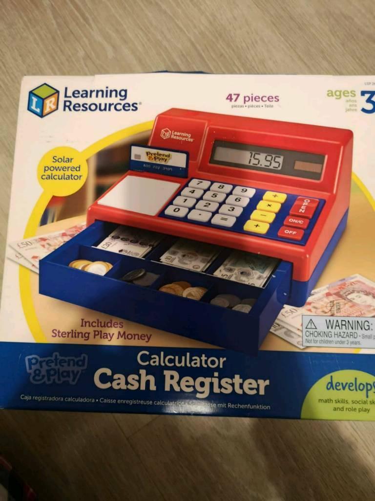 Learning resources till / cash register | in Bridgend | Gumtree
