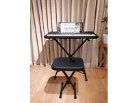 Yamaha PSR F51 electric keyboard