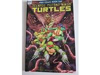 Teenage mutant ninja turtles comic boom modern age
