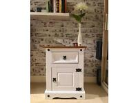 Shabby Chic Bedside Table (open to offers)
