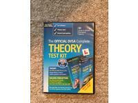 DVLA Theory test kit