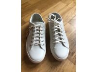 Brand New white Fatface sneakers size 6