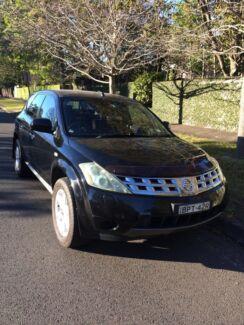 Nissan Murano 2007 - 166Kms - Rego till 27 April 2019 Wahroonga Ku-ring-gai Area Preview