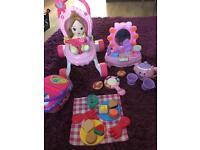 BUNDLE OF GIRLS BABY TOYS/TODDLER