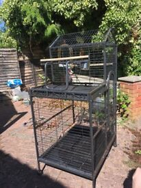 Parrot cage in great condition