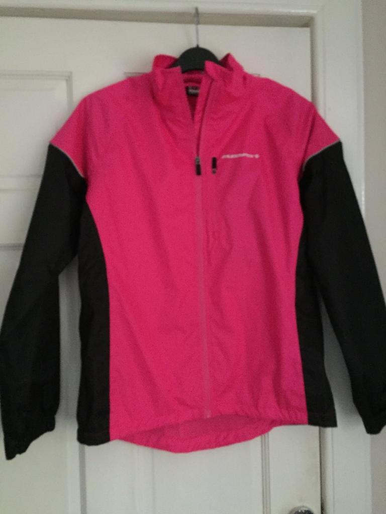 Women's Waterproof Jacket Size 12 New Without Tags