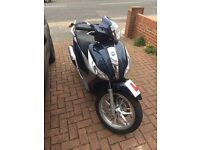 Piaggio Medley 125cc not Vespa Gilera Liberty Ps Sh Typhoon