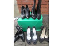 shoe and boot bundle size 5