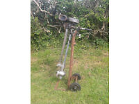 Briish Seagull 40+ Longshaft Outboard Motor