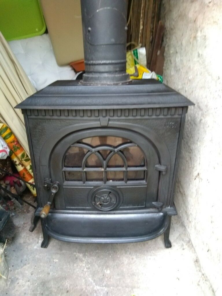 Jotul 8 Norwegian Wood Burner A Cast Iron Promise Of Warmth Quot