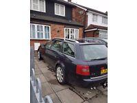 AUDI A6 AVANT 1.9 TDI 2002