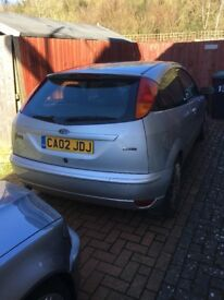 Focus 170 st Spares repair