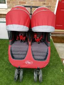 Babyjogger Double Pushchair