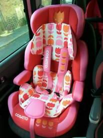 Cossatto car seat