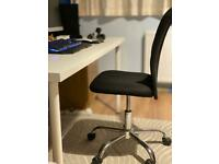 SOLD! Office chair for SALE - ( Height adjustable, Good condition)