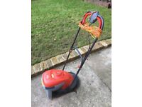 Flymo HoverVac lawnmower